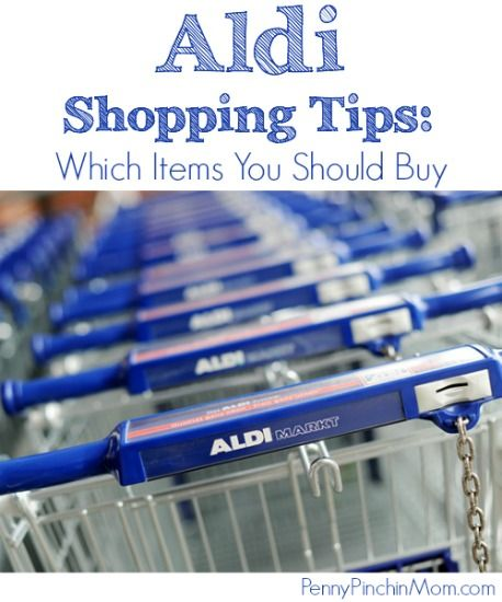 """I truly love shopping at Aldi and find that it really stretches our food budget!  Of course, with any store, there are those items you would want to buy and those you might avoid grabbing.    I've compiled my list of """"Must Buy"""" items here for you!  You will find the items we always buy at Aldi (after trying them and knowing that they work for our family)."""