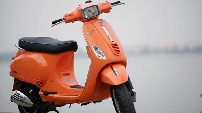 3 Motor Bekas Vespa Piaggio, Harganya Terjangkau! Cocok Untuk Jalan-jalan
