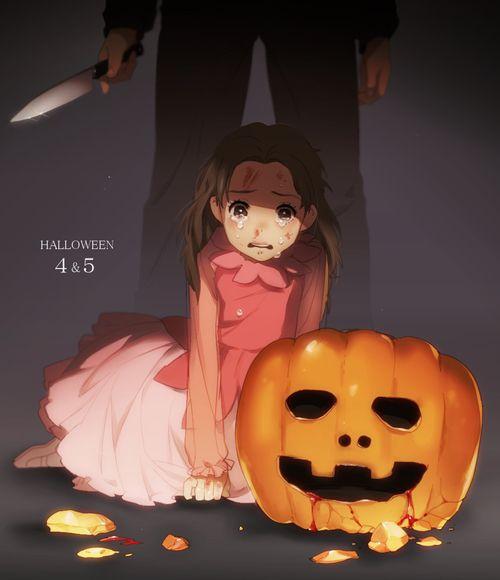 Halloween 4&5 Michael Myers & Jamie Lloyd