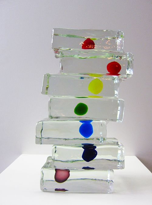 glass artwork made in Murano