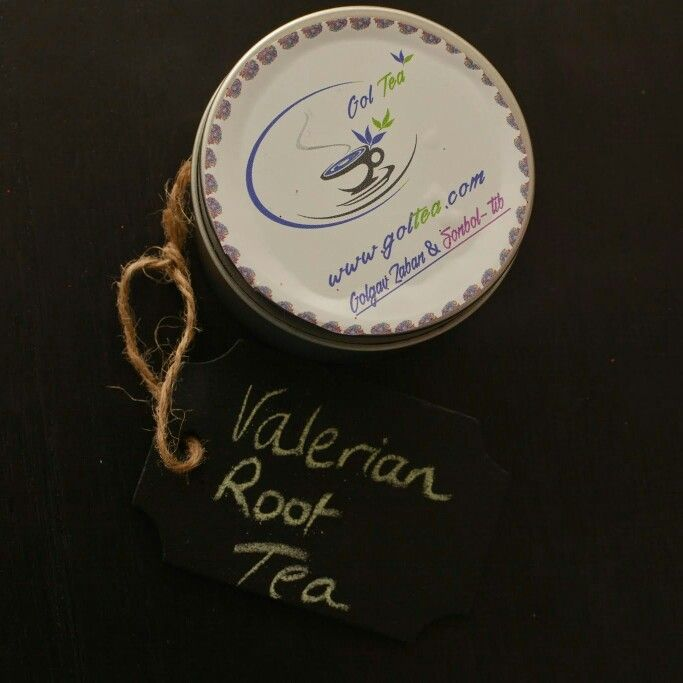 Valerian Root helps with your stress levels