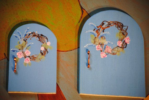 Fairy doors. Use these fairy doors when you by TreeStarHollow