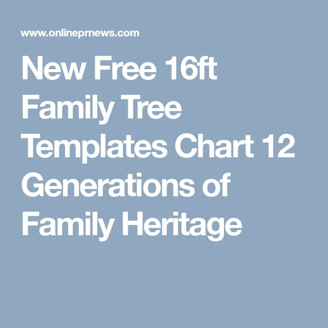 Best 25+ Free family tree template ideas on Pinterest Family - iq chart template