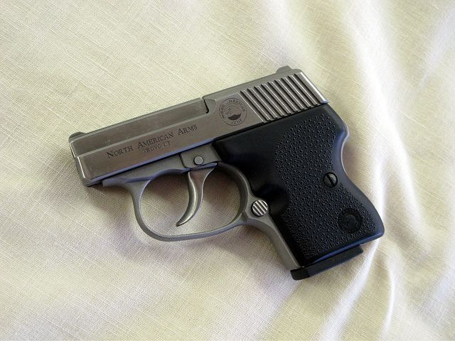 The best small handguns recommended for women.
