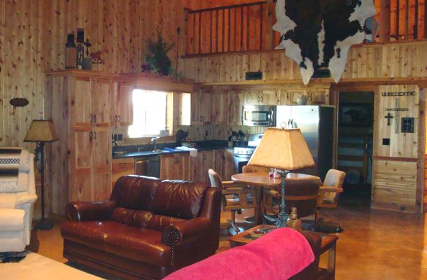 Ranch House - Lester Buildings Project #: 217233