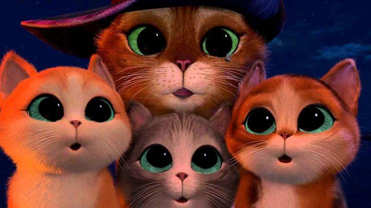 O Gato de Botas - Os Tres Diablos, Completo HD