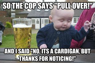 bhahahahaFunny Pictures, Quote, Baby Memes, Drunk Baby, Funny Stuff, Too Funny, So Funny, Funny Baby, True Stories