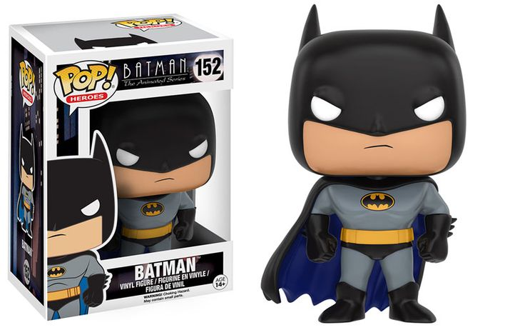 Batman: The Animated Series POP! Vinyl Figure - Batman @Archonia_US