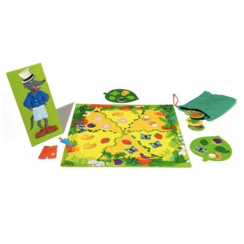 Jeu de société Le jeu du loup Nathan pour enfant de 3 ans à 6 ans - Oxybul éveil et jeux