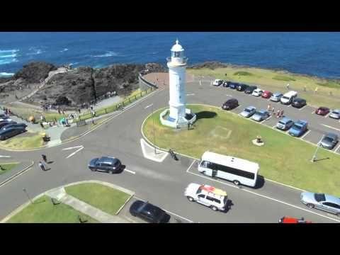 Bebop 2 Kiama Lighthouse