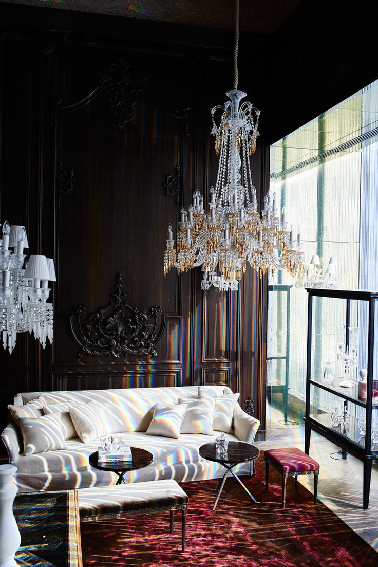 Cond 233 nast traveler 2013 hot list of top new hotels worldwide - Baccarat Hotel New York