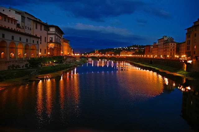 ItalyPlaces Travel, Country Italy, Favorite Places, Italia Beckoning, Night Lights, Florence Italy, Night Scene, Places I D, Florence Night