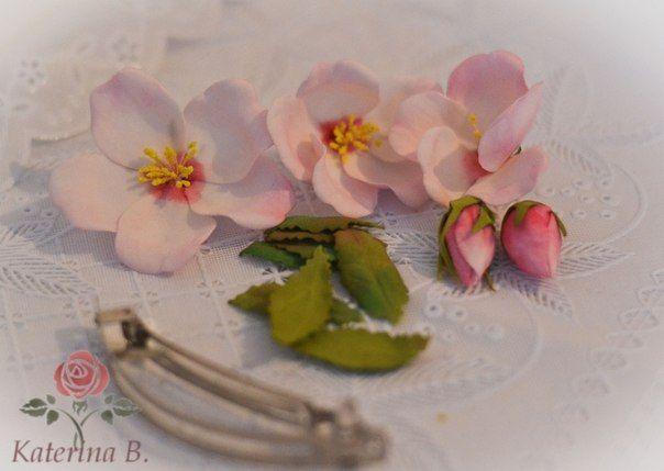 Фотографии Цветик-семицветик. Цветы из фоамирана. МК.   6 альбомов   ВКонтакте