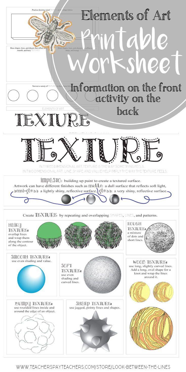 7 Formal Elements Of Art : Best elements of art texture ideas on pinterest