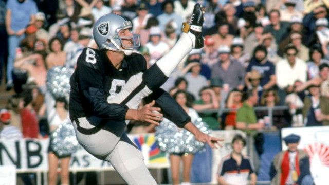 Ray Guy Is The First Punter Inducted Into the Hall of Fame | PressRoomVIP