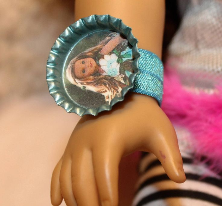 """Watches, American Girl Doll, 18"""" Doll, Lea Clark, Accessories, Bracelets by PrincessPayden on Etsy"""