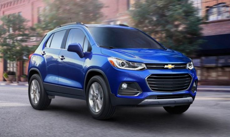 2017 Chevrolet Trax small SUV moulds to your lifestyle with modern technology, a flexible interior, and impressive efficiency .....