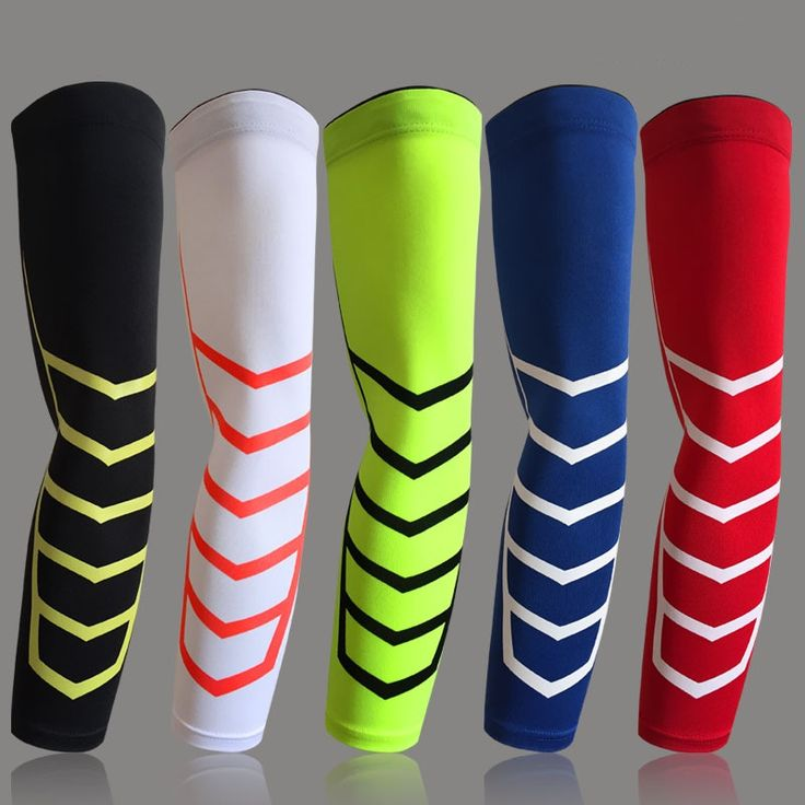 1 Pair Spandex Elastic Arm Sleeves Sun uv Protective Compression Arm Warmers Basketball Cycling Armbands manguitos ciclismo //Price: $17.95 & FREE Shipping //     #hashtag2