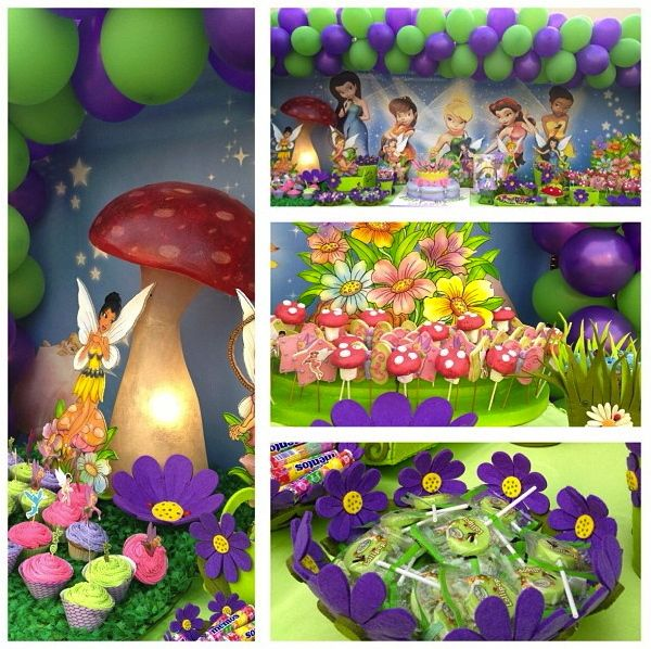 118 best Tinkerbell Party Ideas images on Pinterest Birthday party
