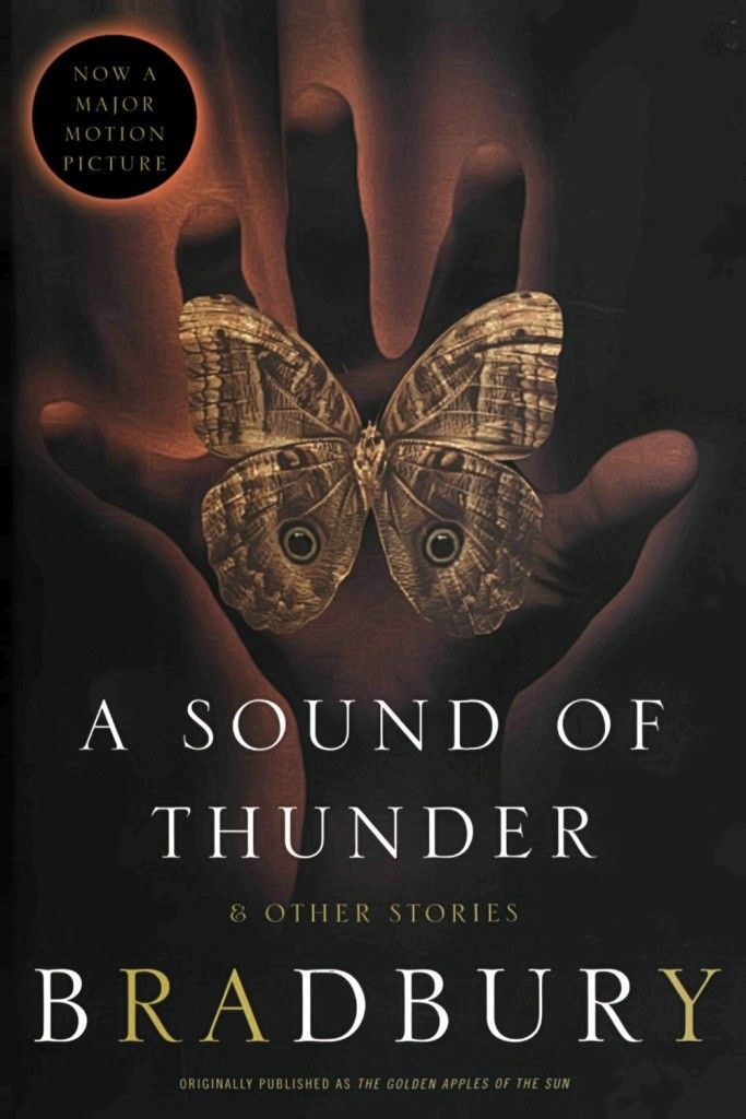 The Sound of Thunder - Ray Bradbury @ Dog-Earred and Dog-Tagged