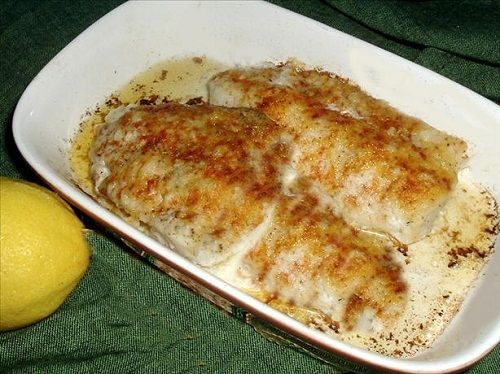 8 best images about underwater tasties on pinterest for Baked cod fish