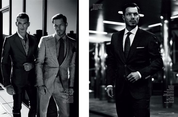 in love  with Paul Sculfor....by David Roemer for GQ Style