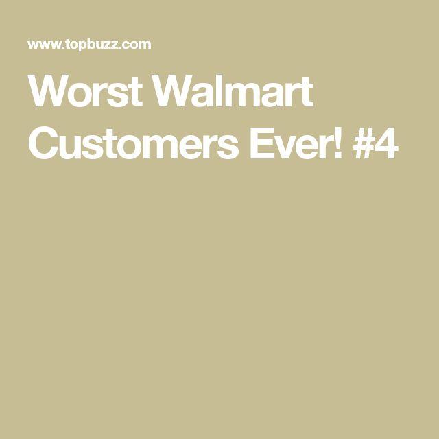Worst Walmart Customers Ever! #4