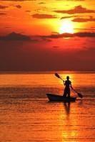 Koh Tao, Tailand sunset