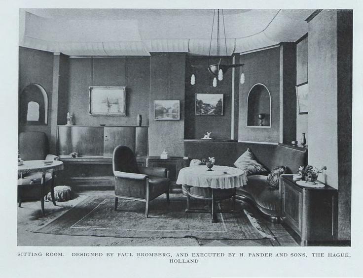 sitting room, 1926
