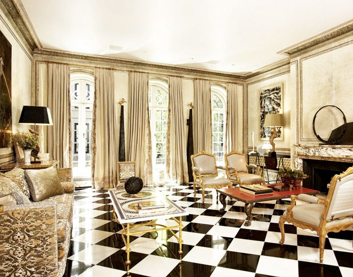 Monied Designer Moves To Sell New York Townhouse   House Of The Day    Curbed National