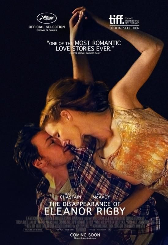 The Disappearance of Eleanor Rigby - Him & Her screened as two separate films. God, this film...It just broke my heart, but I totally loved it!