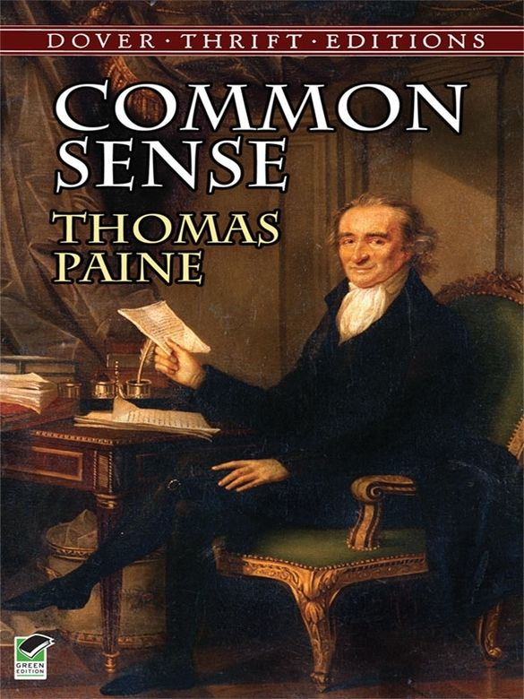 the history of american government and thomas paine Start studying thomas paine - common sense learn vocabulary, terms, and more with flashcards, games, and other study tools  the basis of the american government.