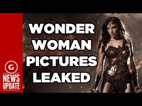 Gal Gadot's Amazon warrior princess also features in the newest Batman vs Superman trailer.