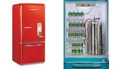 A geladeira que você vai querer ter em casa já vem com chopeira embutida