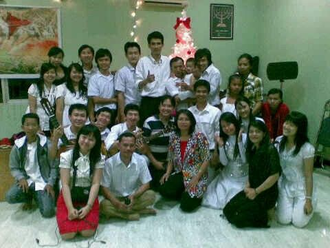 Christmas day in 2011 GBI The New Way