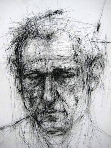 Line Drawing Portrait Artists : Images about continual line drawings on pinterest