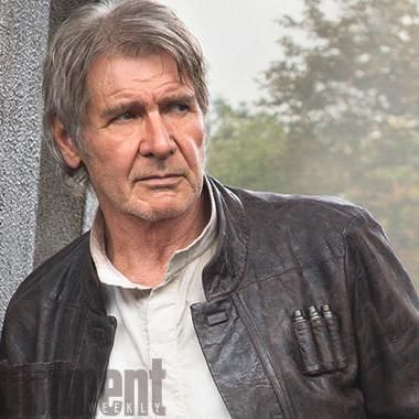 Hot: Harrison Ford IS Han Solo