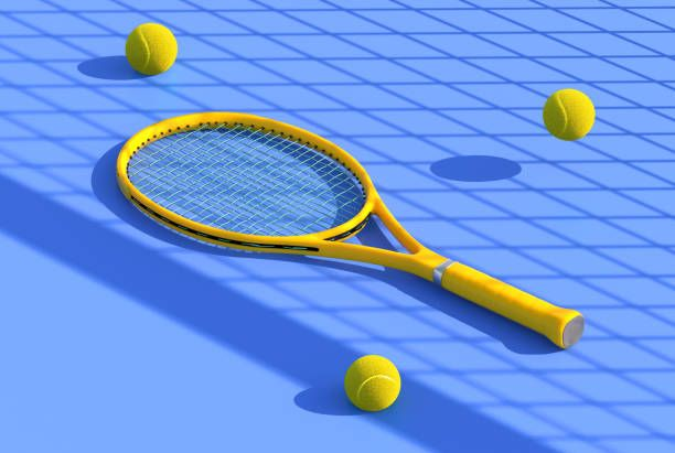 New Tennis Racket For Beginners Intermediate And Pro Advanced