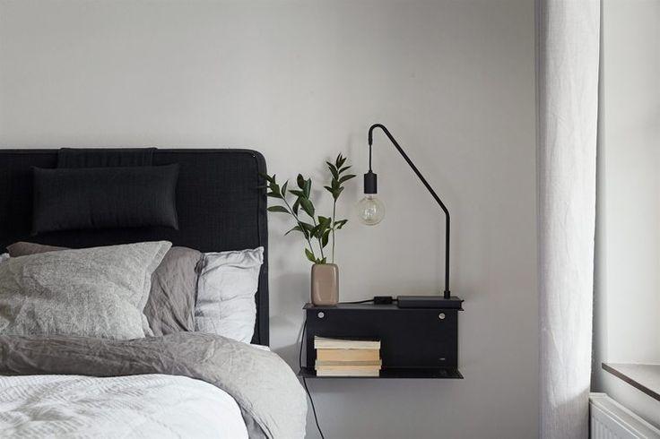 Smart nightstand idea