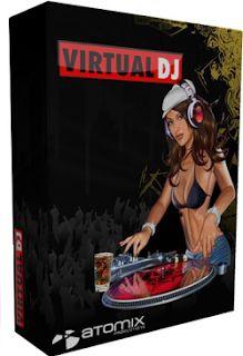 TheZoneSoft: Virtual DJ Pro v8.0