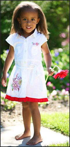 "Mikarose ""The Butterfly"" dressBaby Kids, Kids Style, Gardens Dresses, Kids Stuff, Modest Fashion, Butterflies Dresses, 499, Mikarose Dresses, Awesome Stuff"