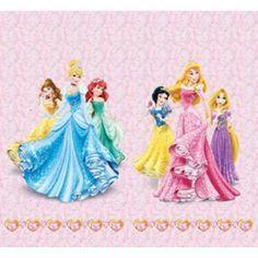 Hercegnők kész függöny