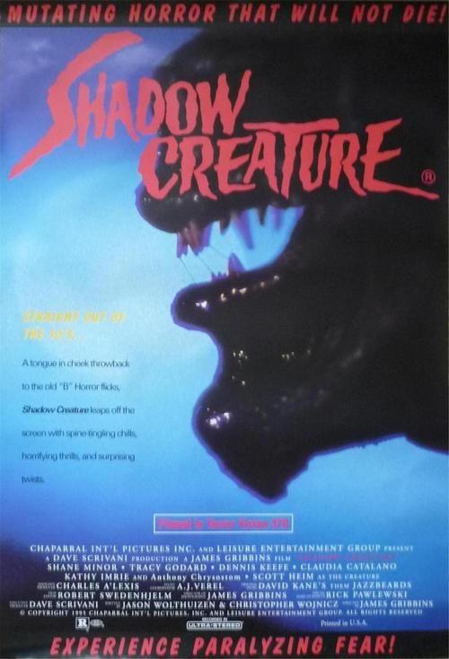 Shadow Creature Full Movie Online 1995