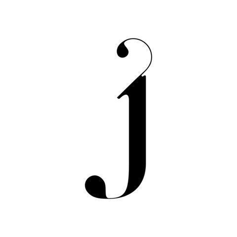 pretty [ j ]: Nadav Typography, Typefac Paris, Hooks, Letters J, Fonts, Behance Network, Paristypefac, Moshe Nadal,  Claws
