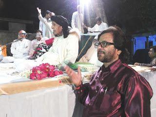 Raunq Kanpuri: GHAZAL-PT. SHASHIDHAR BAJPAI , AZAD