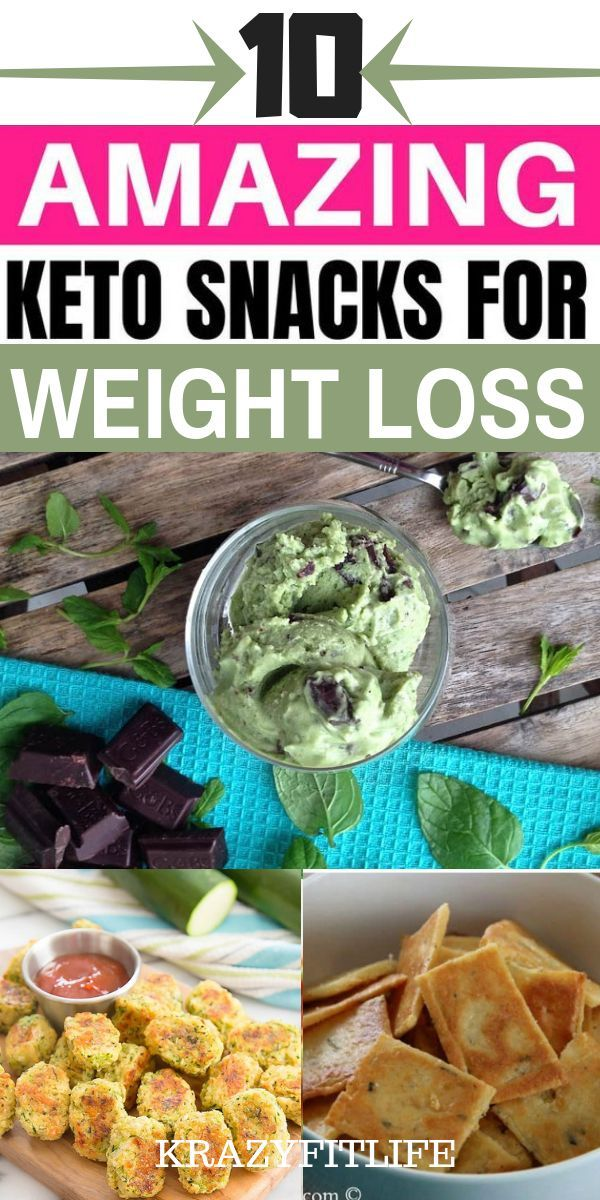 10 Crazy Easy Keto Snacks That'll Help You Lose Weight