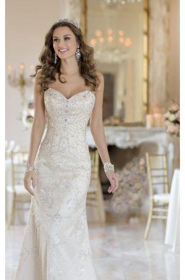 Stella york style 6012 stella york by ella bridals for Stella york wedding dresses near me