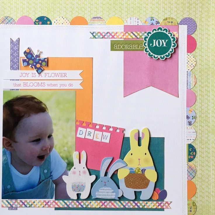 Easter will soon be here. Layout by Debbie Sanders, with products from Little Yellow Bicycle (greatly missed!). #scrapbookgeneration #scrapbookpage #scrapbookinglayout #scrapbooking #scrapbookingideas #scrapbook #scrapbookingpage #scrapbooklayout #scrapbookideas #scrapbooker #scrapbooklayouts #littleyellowbicycle #papercrafts #papercrafting #memorykeeping #memorykeeper