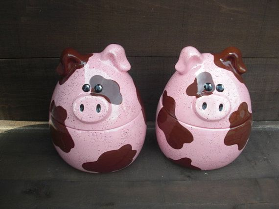 pig kitchen canisters 226 best images about piggy cookie jar on 14548