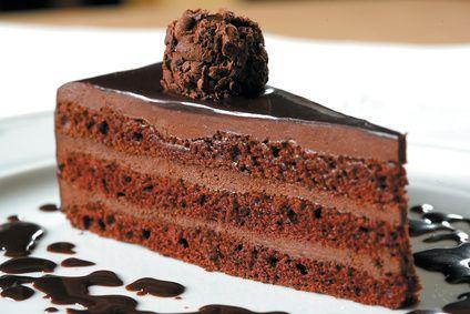 Tort de ciocolata Bizo